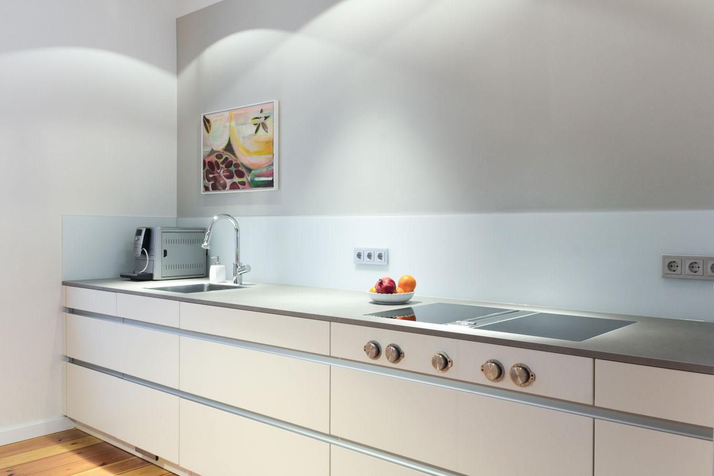 Referenzkuche Mit Bora Professional Dunstabzug Center Berlin