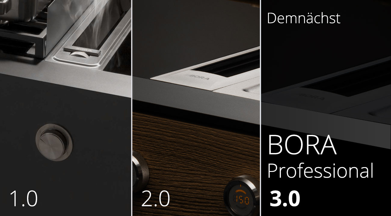 BORA Professional 3.0